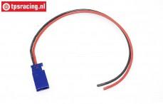 TPS0515/30 Silicone Cable Male L30 cm, 1 pc