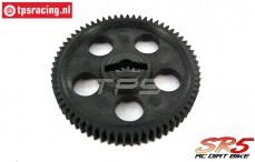SK700002/19 SkyRC SR5 Main gear front, 1 pc.