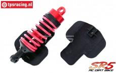 SK700002/26 SkyRC SR5 Shock absorber rear complete, set