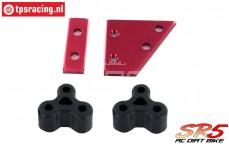 SK700002/14 SkyRC SR5 Steering servo mount, set