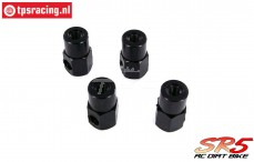 SK700002/15 SkyRC SR5 Lateral support nut, 4 pcs.