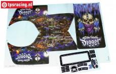 LOS240018/01 LMT Son Uva Digger Decals, set