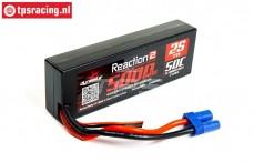 DYNB5025H5 2S LiPo Hard Case 5000 mHa-50C, 1 pc.
