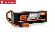 SPMX50003S100H5 3S Smart LiPo Hard Case 5000 mHa-100C, 1 pc.