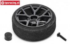 SPM9071 Spektrum DX3 SMART Steering Wheel, 1 pc.