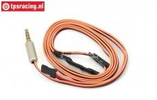SPMA3081 Spektrum AS3X Receiver- Smartphone cable, 1 pc.