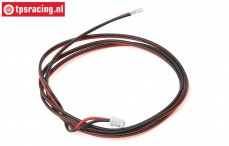 SPMA9570A Spektrum Telemetry Battery voltage cable 2 pin, 1 pc.