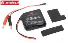SPMB2400LPTX Battery Li-Po, (2400 mAh, 7,4 Volt, 15C), 1 st.