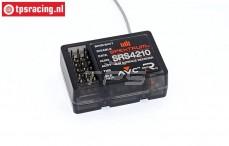 SPMSRS4210 Spektrum SR4210 receiver, 1 st.