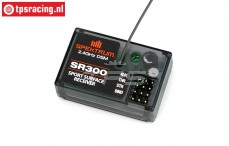 SPMSR300 Spektrum SR300 Sport receiver, 1 pc.