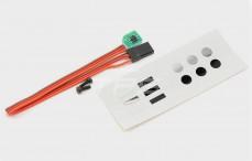 Spektrum sensor, (Toerental), Set