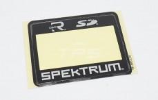 Spektrum Display bescherming, (DX4S), 1 st.