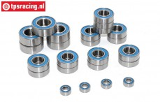 TPS9580 Ball Bearing set LOSI Super Baja-Rock Rey, 25 pcs.