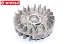 TPS0312/74 Easy Pull starter Cooling fan, Set