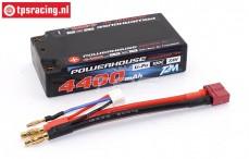 T1380002C FG 2S Li-Po Powerhouse 4400 mAh 100C, 1 pc.