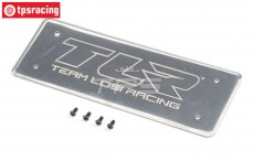 TLR251009 Battery box heat shield, 1 pc.