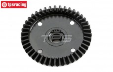Differential gear front, lightened, (5B-5T-MINI 4WD), 1 pc.