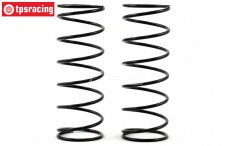 TLR253005 Shock spring front Ø33 mm 8.1 Soft, 2 pcs.
