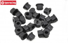 TLR254002 Hinge pin Brace inserts 5B-5T-MINI, Set