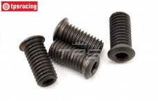 TLR255000 Droop screw M8-L18 mm, 4 pcs.