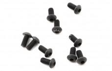 Button Head Screw TLR, (M2,5-L6 mm), 10 pcs