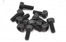 Cap Head Hex Screw TLR, (M2,5-L8 mm), 10 pcs