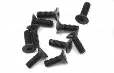 Countersunk Head Screw TLR, M4-L12 mm), 10 pcs