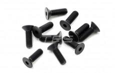 Countersunk Head Screw TLR, (M5-L16 mm), 10 pcs