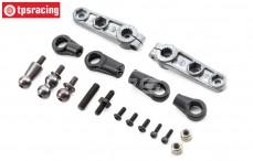 Steering linkage, (TLR 5IVE-B), Set