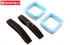TLR256012 TLR Filter insert L110-W110 mm, Set