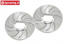 TLR352000 Tuning Brake disk TLR-LOSI-BWS, 2 pcs.