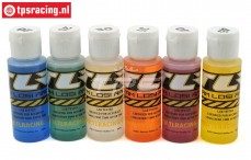 TLR74020 Silicone Oil Sorti 50 ml, Set