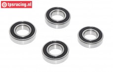 TPS0305/34 Ball Bearing Wheels HPI-Rovan-King, 4 pcs
