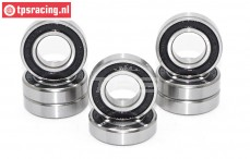 TPS0305/34 Ball Bearing Wheels HPI-Rovan-King, 8 pcs