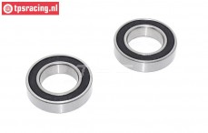 TPS0305/04 ULF Ball Bearing Ø17-Ø30-H7 mm, 2 pcs,