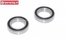 TPS0305/05 ULF Ball Bearing Ø20-Ø32-H7 mm, 2 pcs,