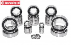 TPS0305 Ball Bearing set HPI-Rovan-King, 25 pcs