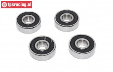 TPS0308/01 Ball bearing Ø8-Ø22-H7 mm, (FG6078), 4 pcs.