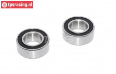 TPS0308/03 ULF Ball bearing Ø10-Ø19-H7 mm, 2 Pcs.