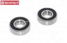TPS0308/04 ULF Ball bearing Ø10-Ø22-H6 mm, 2 Pcs.