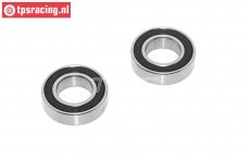 TPS0310/01 ULF Ball bearing Ø10-Ø19-H5 mm, 2 Pcs.