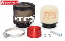 TPS0480 Air filter HPI-Rovan, (Ø47-Ø65-H80 mm), Set