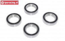 TPS9501 ULF Ball Bearing Ø10-Ø15-H4 mm, 4 pcs,