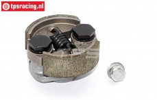 FG7315/00 Clutch 2-Shoe Ø53 mm, Set