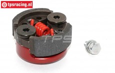 TPS7325 Tuning clutch 8500 rpm Ø53 mm, Set