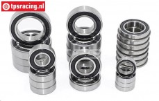 TPS9500 ULF Ball bearing Set LOSI-TLR-BWS, 24 pcs