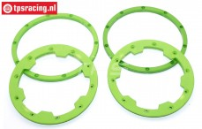 TPS5030/GR HD Nylon Beadlock Green, 4 pcs.