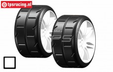Tires, GRP, (GWH02-S7), (Medium), 2 pcs.