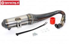 VRC8100 VRC Torque-S Tuning Pipe FG Baja 2WD, Set