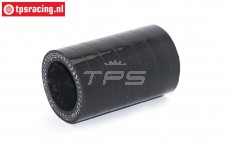 TPS0385 3-Layer Exhaust silicone hose, 1 pc.